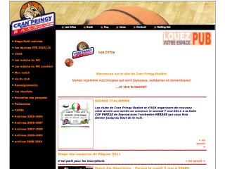 Thumbnail do site Cran <b>Pringy</b> Basket