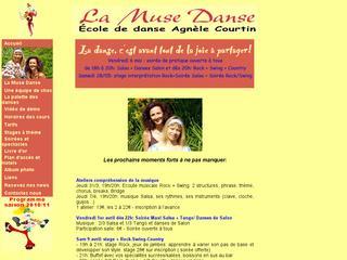 Bassin la muse danse meythet 74 for Danse de salon annecy
