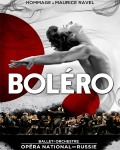 affiche Bolero - Hommage à Maurice Ravel