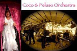 affiche P'tit Bal des Brumes - Coco Stil & Peluso Orchestra