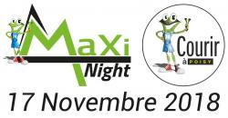 affiche MaXi-Night &Trail des Grenouilles