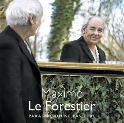 affiche Maxime Le Forestier
