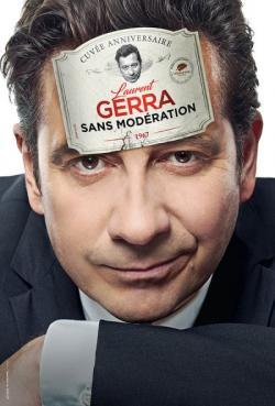 affiche Laurent Gerra 'Sans Modération'