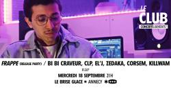 affiche Frappe (release party) : Alwan + guests