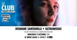 affiche Romane Santarelli + Ultramoule