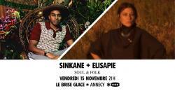 affiche Sinkane + Elisapie