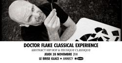 affiche Doctor Flake Classical Experience