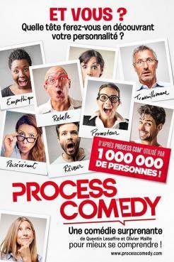 affiche « Process Comedy »