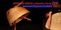 affiche 'Bestiaire végétal' Colectivo Terrón