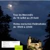 affiche Une nuit au Château de Menthon