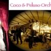 affiche P'tit Bal des Brumes - Coco Stil & Hubert Ledent & Fabrice Peluso