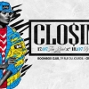 affiche Closing Boombox Club - DJ Mathematic