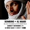 affiche Bombino + Al Maari