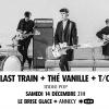 affiche Last Train + T/O + Thé Vanille