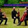 affiche Quatuor Béla