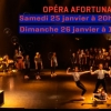 affiche Opéra Afortunada