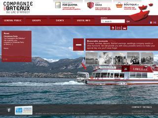 thumb Compagnie de Navigation du lac d'Annecy