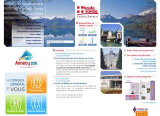 thumb Conseil Général de Haute Savoie
