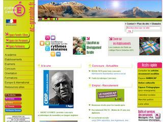 thumb Inspection académique de Haute-Savoie