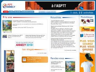 thumb ASPTT Annecy - Club Omnisports