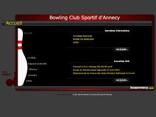 thumb Bowling Club Sportif d'Annecy