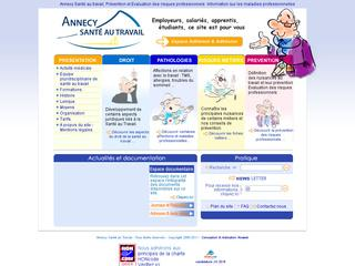 thumb Annecy Santé au Travail