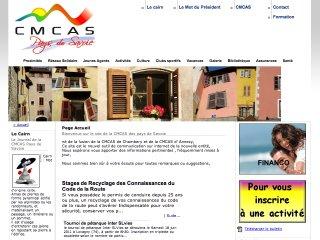 thumb CMCAS des pays de Savoie