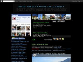 thumb Annecy, la Venise des Alpes