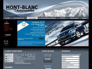 thumb Mitsubishi MMC Mont-Blanc