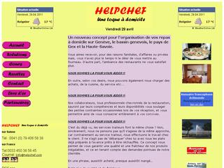 thumb Helpchef - Une toque à domicile