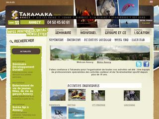 thumb Takamaka - Bureau des guides
