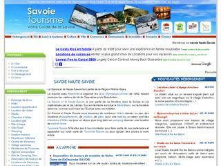 thumb Hébergement Savoie et Haute-Savoie