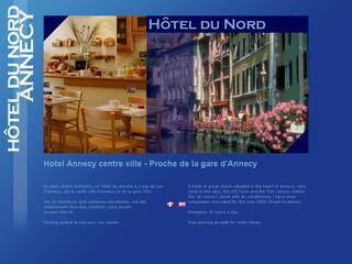 thumb Hôtel du Nord **