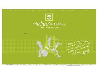 thumb Method Training - Sport Nutrition Santé