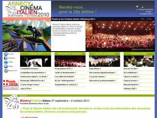 thumb Festival du Cinéma Italien