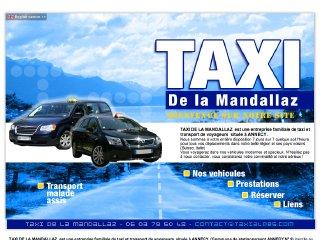 thumb Taxi de la Mandallaz