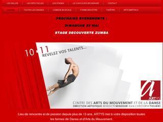 thumb Centre Artys - Danse