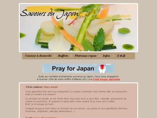 thumb Saveurs du Japon - Cuisine à domicile