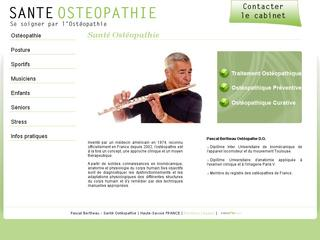 thumb Pascal Bertheau - Ostéopathe