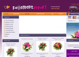 thumb Fleuriste Follement Fleur