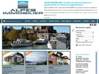 thumb Alpes Imobilier - Agence immobilière de services