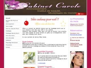 thumb Cabinet Carole - Institut de beauté