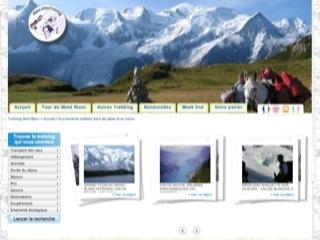 thumb Trekking Mont Blanc